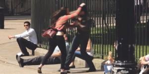 violence féminine