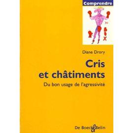 Drory-Cris-Et-Chatiments-Du-Bon-Usage-De-L-agression-Livre-49647_ML